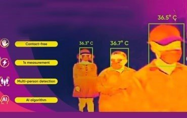 Detección Temperatura Corporal