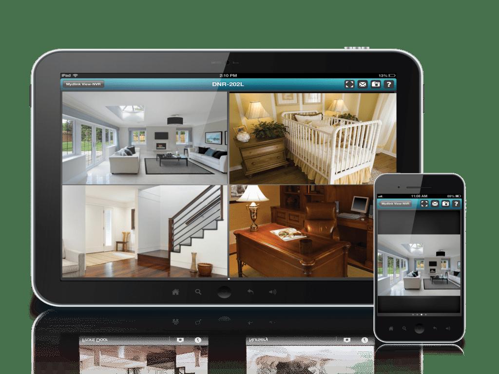 Cámaras con visión en directo